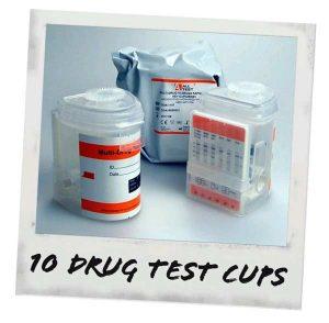 Onsite Drug Testing Cup