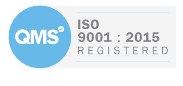 MHE is ISO 9001:2015 Accredited